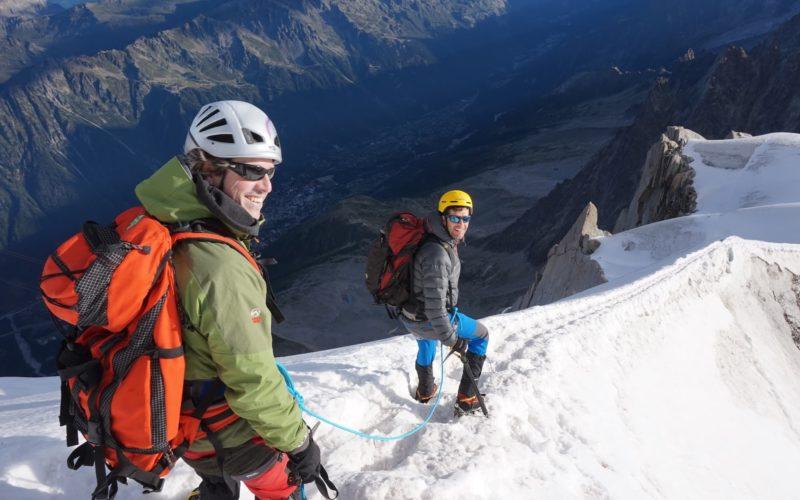 040 Clem 2017 08 23 Stage Mont Blanc Aiguille Midi