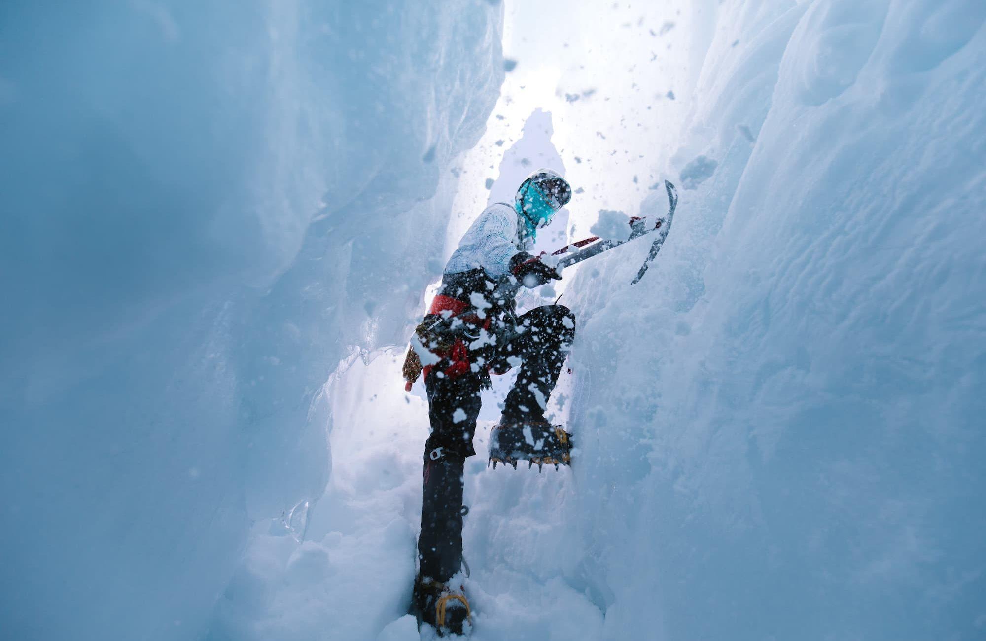 Ice Axe Techniques