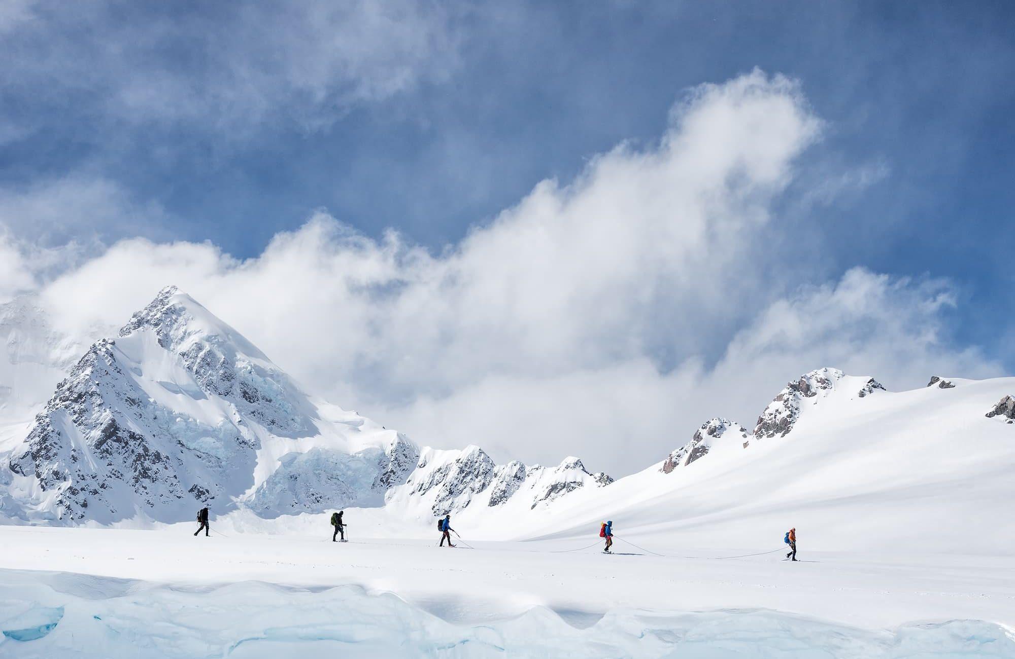 Mountaineering Skills Course