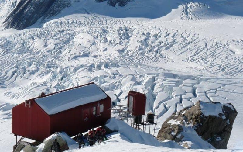 Centennial Hut
