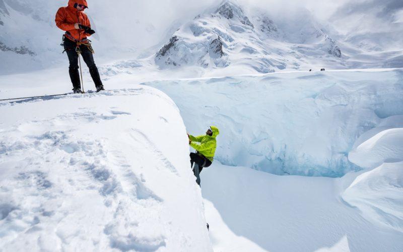 Crevasse Rescue Techniques