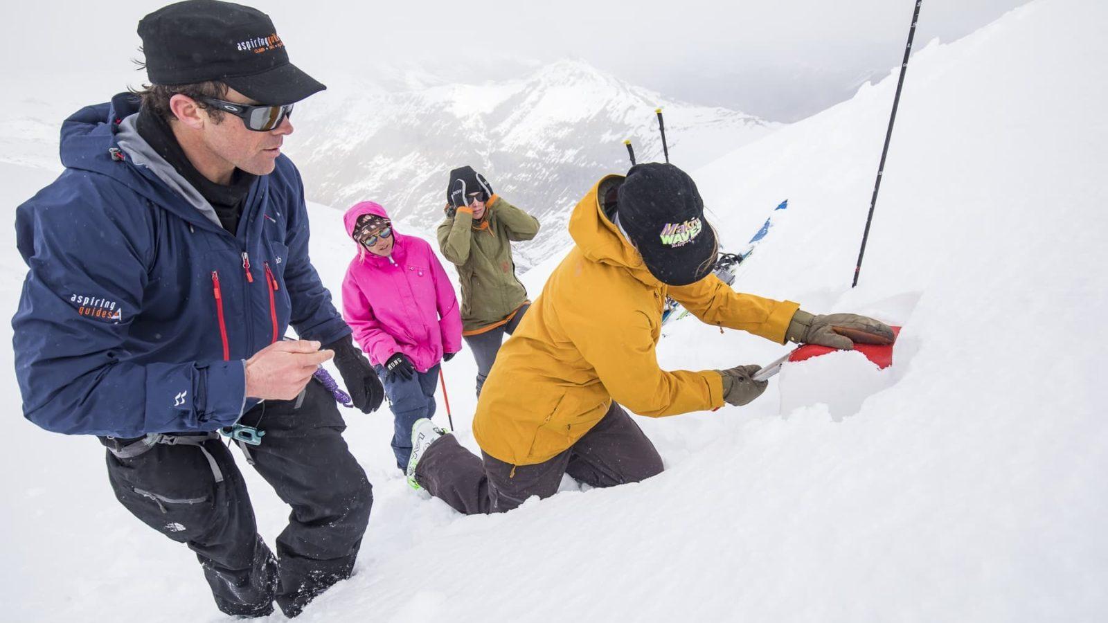 Avalanche Awareness Training