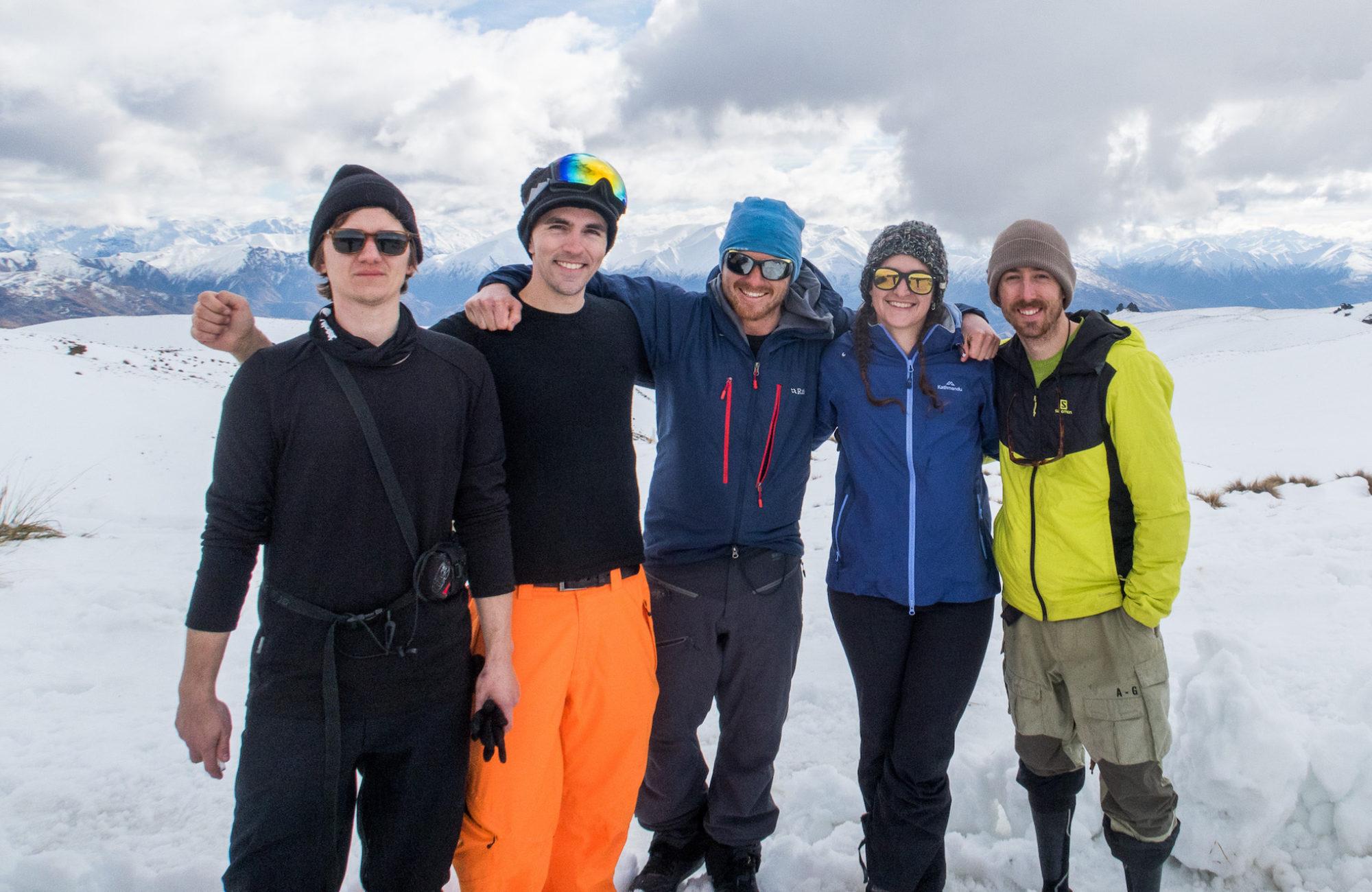 Ski Touring Pisa Range