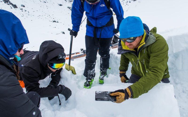 Snow Analysis Avalanche Training