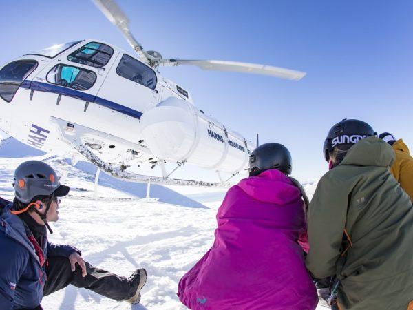 Transport to Black Peak Hut