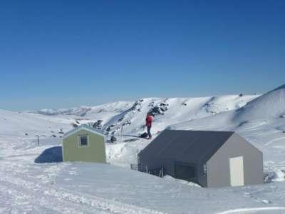 Robrosa huts