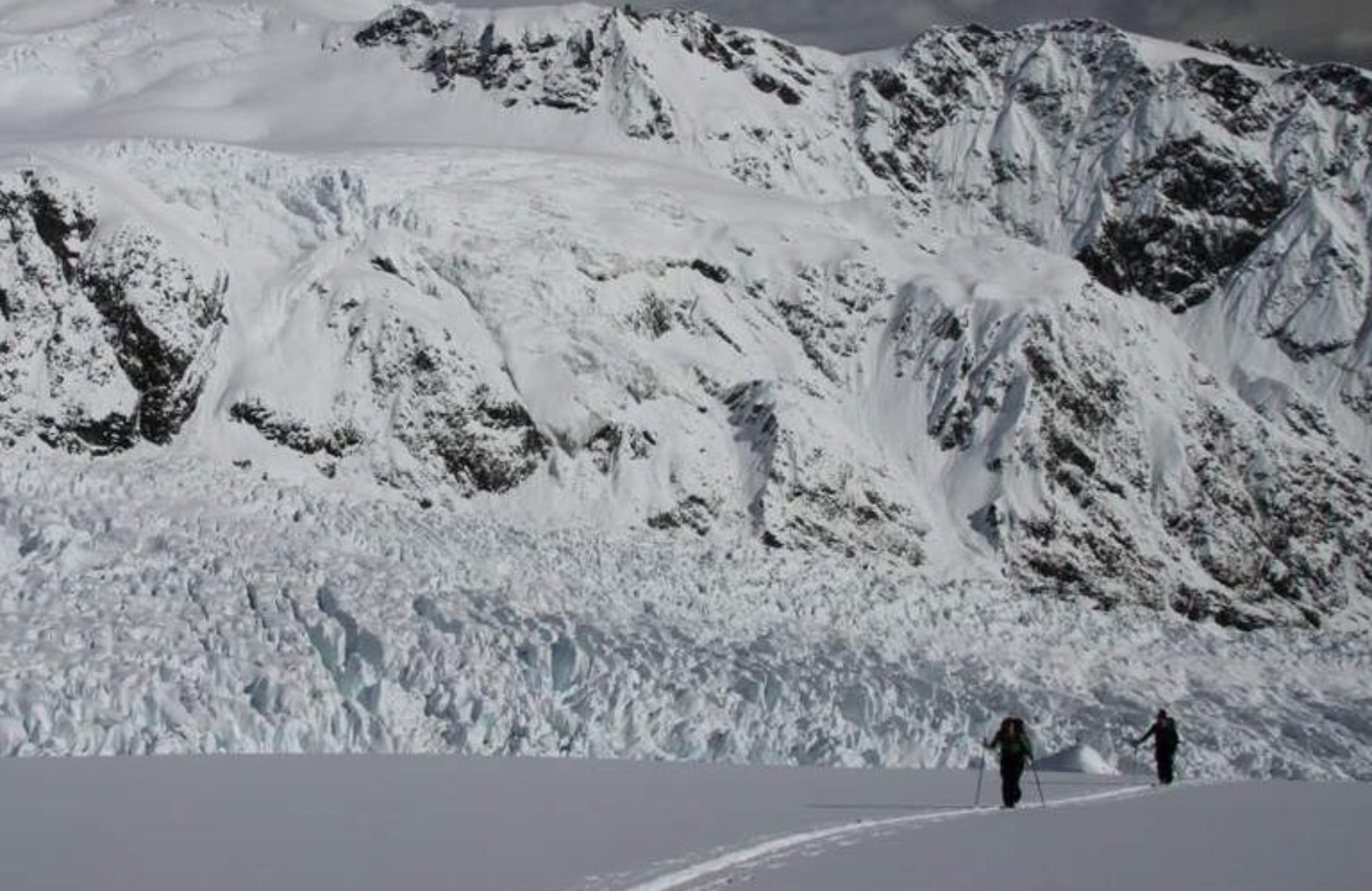 Backcountry skiing New Zealand