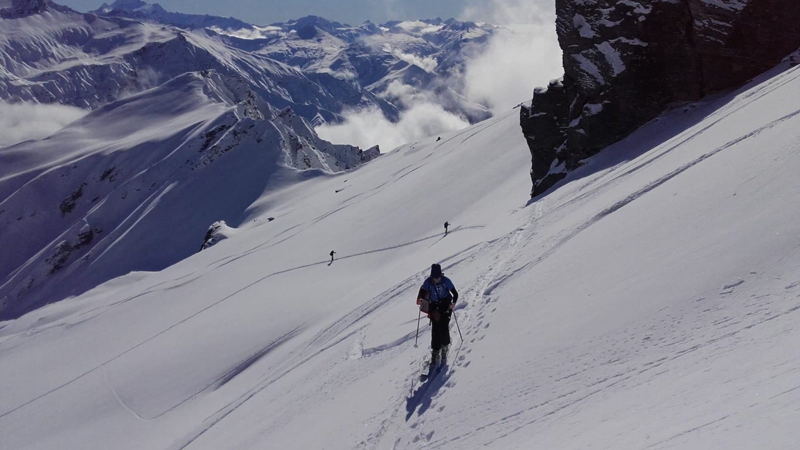 Treble Cone Backcountry Ski Touring