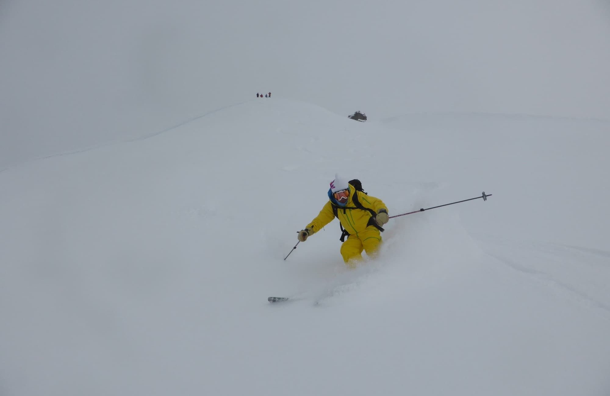 Backcountry Powder at Treble Cone