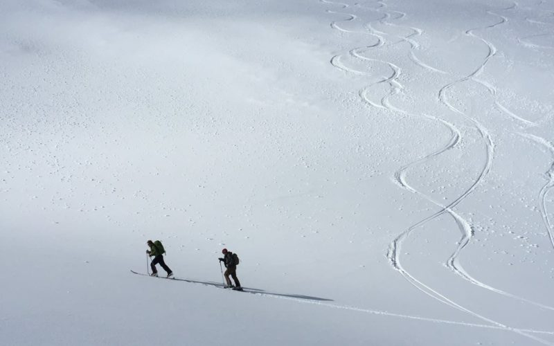 Backcountry at Treble Cone
