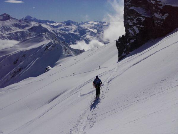 Treble Cone Backcountry 2016
