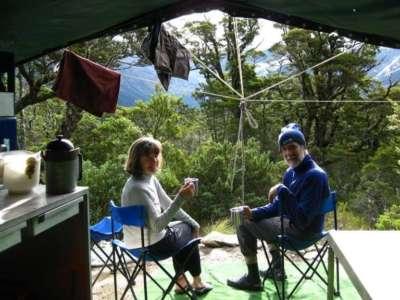 Mt Aspiring Discovery Camp