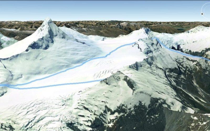 Aspiring Glacier Hike