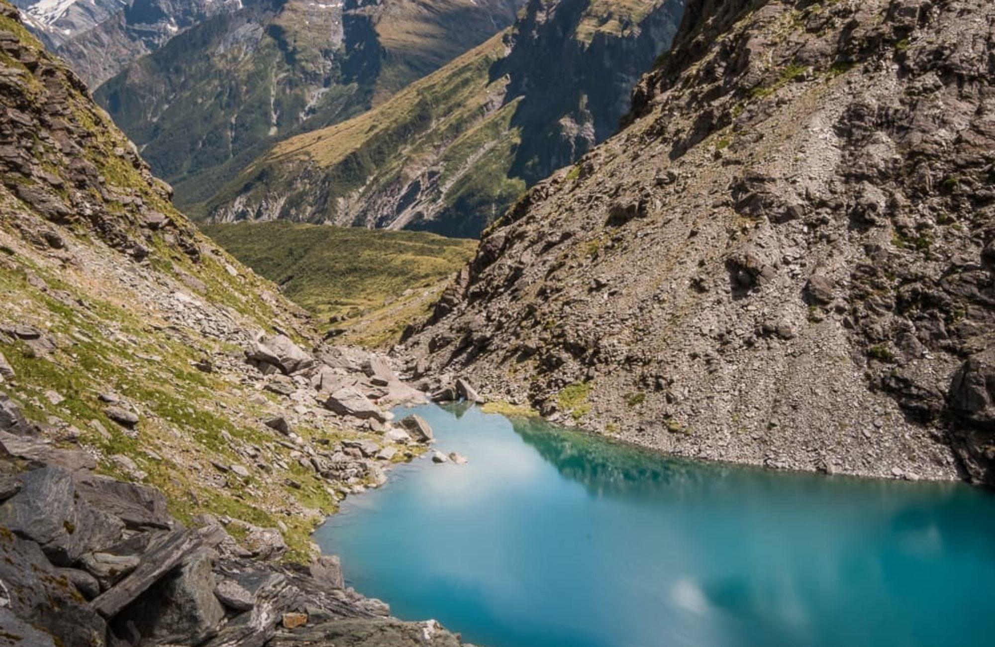 Lake Castalia NZ