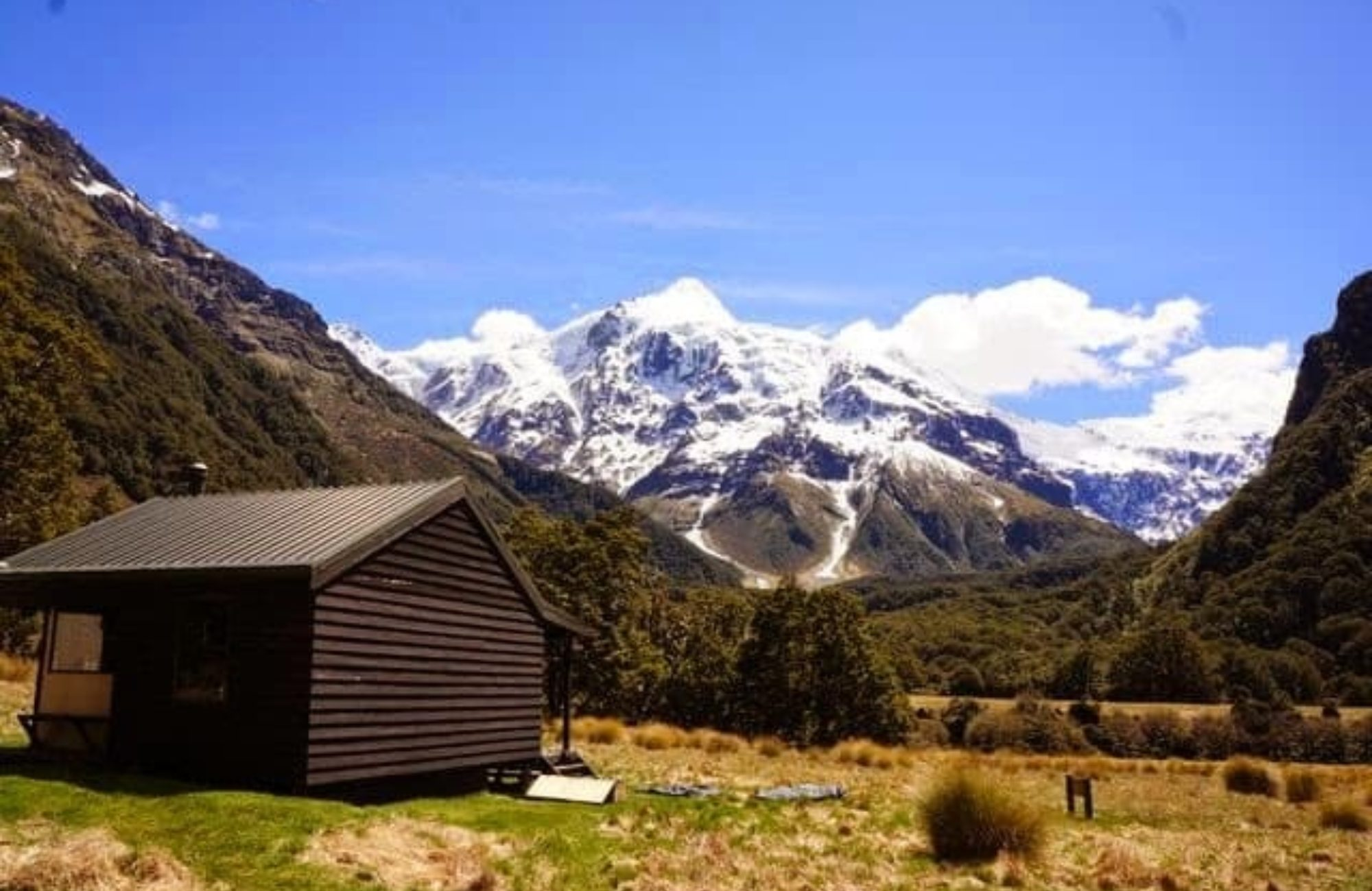 Top Forks Hut