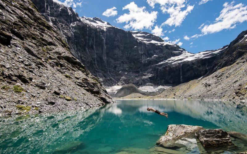 Lake Castalia