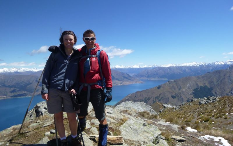 Day Hikes Wanaka